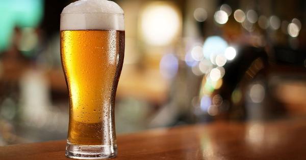 Una birra piccola in Omaggio