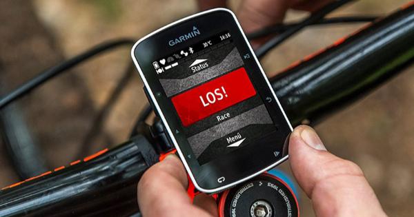 Ciclocomputer Garmin in Omaggio sull'acquisto di qualsiasi bicicletta nuova